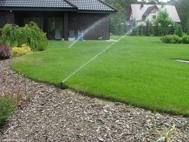 Zakładanie systemów nawadniających, nawadnianie ogrodów, Hunter