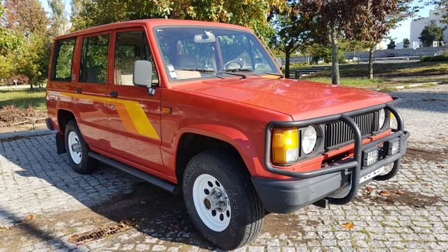 Isuzu Trooper DLX 4WD 2.3l - 86