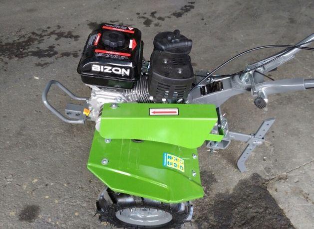 Мотоблок бензиновый Bizon 1100s ( 7 л.с) Гарантия бизон