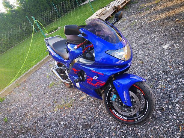 Yamaha yzf 600 thundercat zamiana