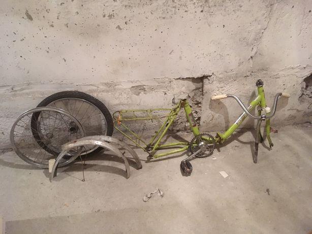 Romet flaming 1978/79 rower retro skladak prl