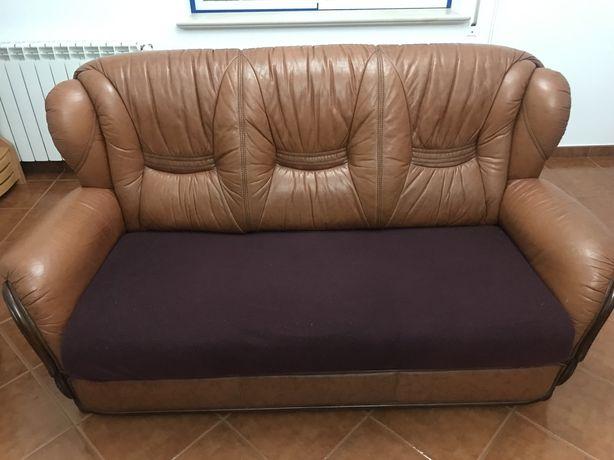Conjunto de sofás, Sofá cama+ dois sofás individuais