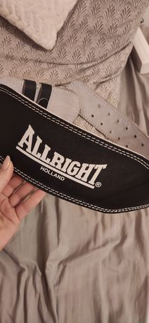 Pas kulturystyczny All Right, rozmiar S