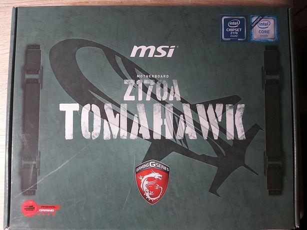 Płyta główna msi z170a tomahawk