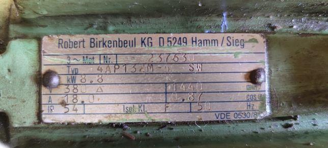 Silnik trójfazowy 8.8kW