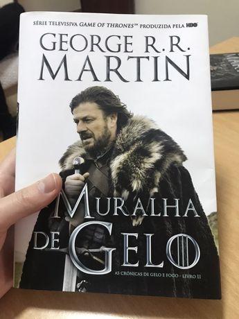 A Guerra dos Tronos - As Crónicas de Gelo e Fogo Volume 2
