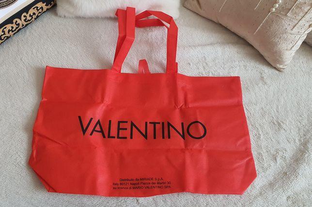 Valentino torba na zakupy duża