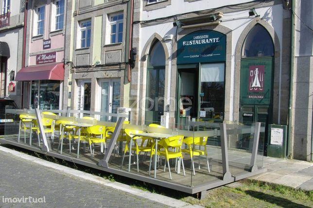 Restaurante para Trespasse no Centro Histórico de Braga