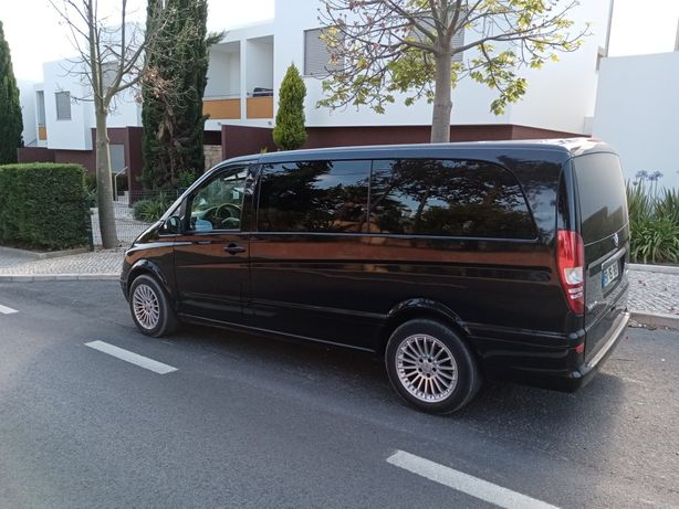 Mercedes viano ambient 175cv 8lugares