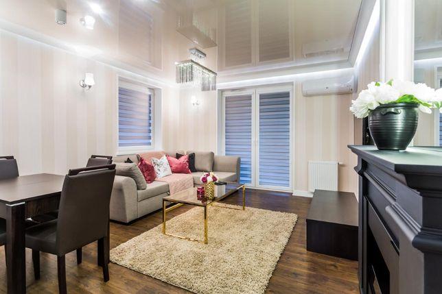 Luksusowy apartament z 2 sypialniami dla 6 osób w centrum miasta