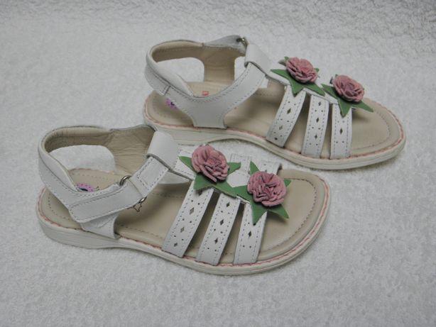 Sandały sandałki Lasocki skórzane r. 28