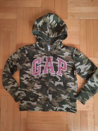 Gap dziewczęca bluza dresowa 146/152 moro