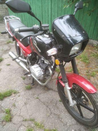 Продам мотоцикл 125 куб.