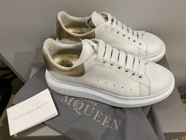 Taka cena tylko do 04.10 !! Alexander mcQueen sneakers