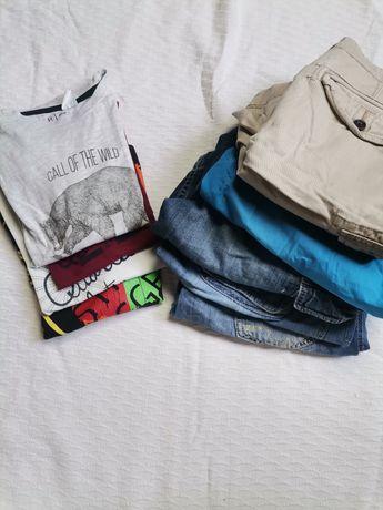 Lote de roupa de menino 11-12  anos(150cm)