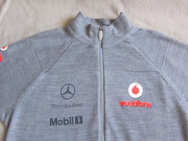 Мужская кофта Mercedes-Benz
