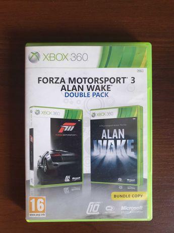 Gra Forza 3 i Allan Wake x box 360