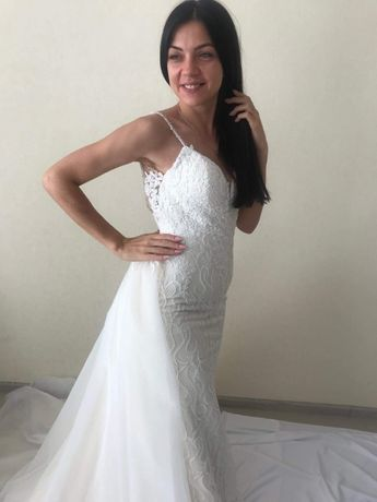 Suknia ślubna Berta Anna Sposa