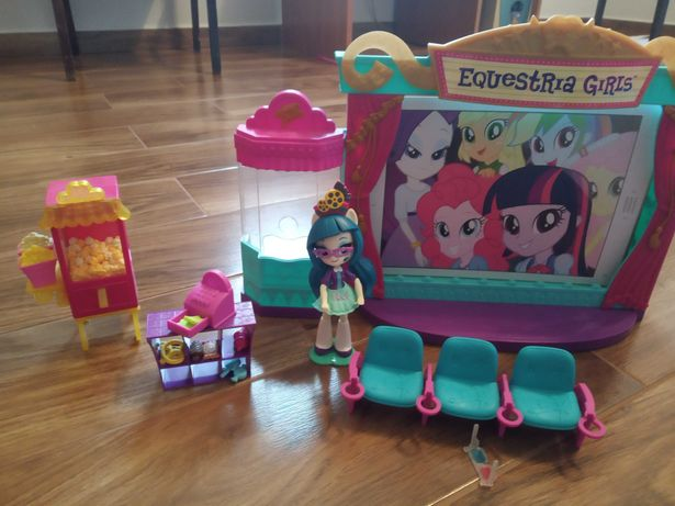 Zestaw My little pony Kino