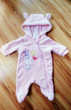 Śliczny pajacyk niemowlęcy r.56