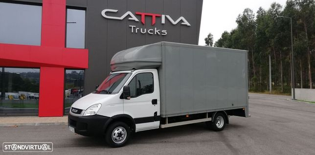 Iveco Daily 35c11 contentor