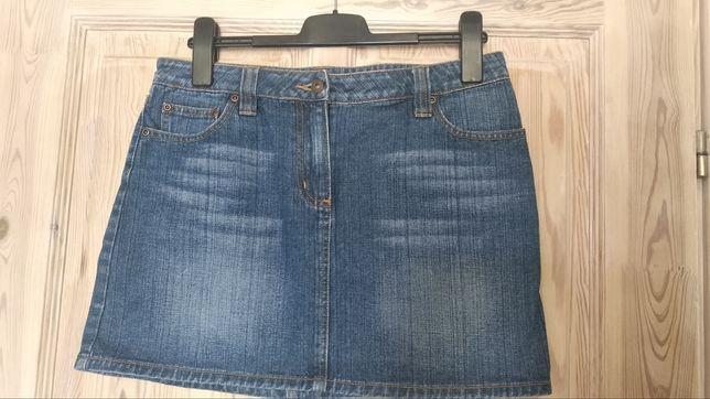 Spódnica jeansowa rozmiar 42