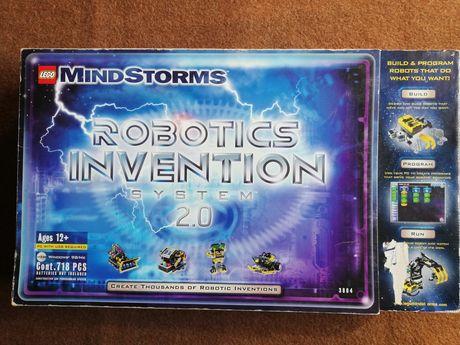 Mind Storms Robotics Invention system 2.0. Лего. Lego. Конструктор.
