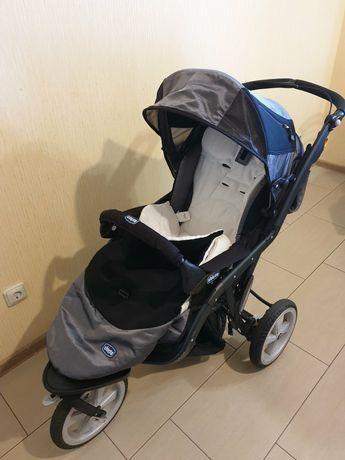 Продам коляску Chicco 2в1, от рождения до 4 лет