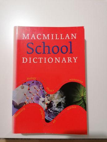 Macmillan school dictionary słownik języka angielskiego