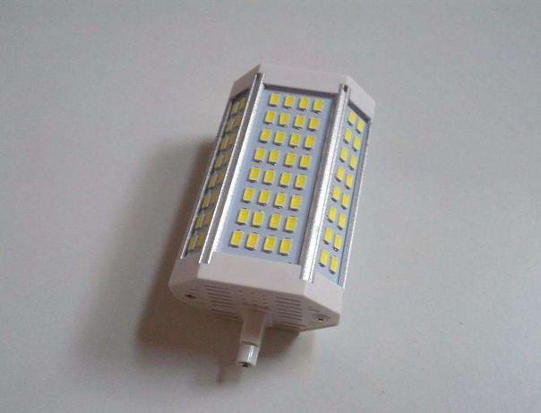 Lâmpadas LED, holofote, projetor, casa, tipo R7S