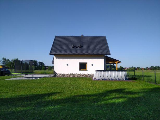 Domek w zbożu, Jezioro Białe, Okuninka , 9 osób, Bon turystyczny