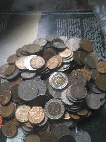 Мешок монет ссср иросия