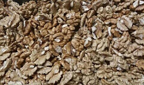 Orzech włoski łuskany  100%połówki