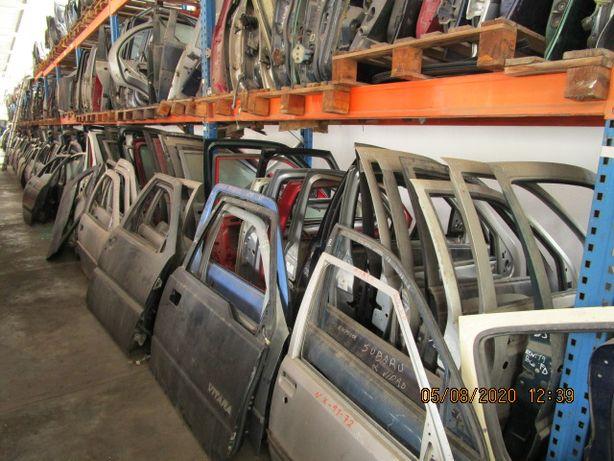 Grande stock de portas usadas para Opel, Fiat, Renault, Citroen, e out