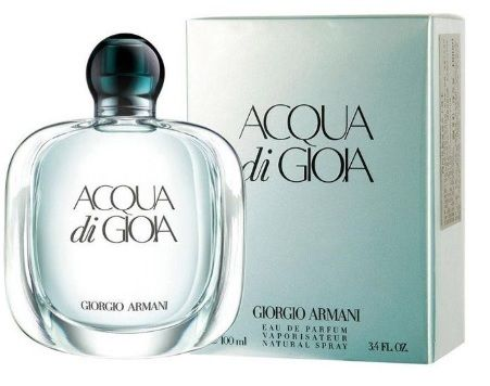 Giorgio Armani Acqua di Gioia. Perfumy Damskie. EDP 100ml. ZAMÓW