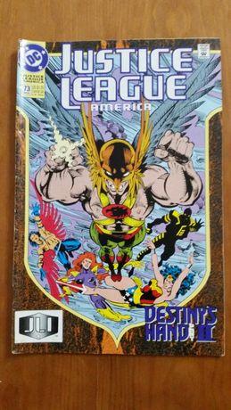 Justice League - America 73