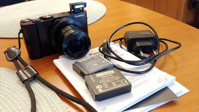 Panasonic DMC-LX15 F1:1,4-2,8 4K UHD