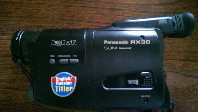 Видеокамера Panasonic RX 30