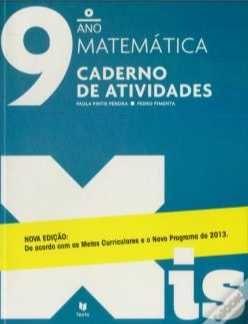 Caderno de Atividades 9º ano - Matemática