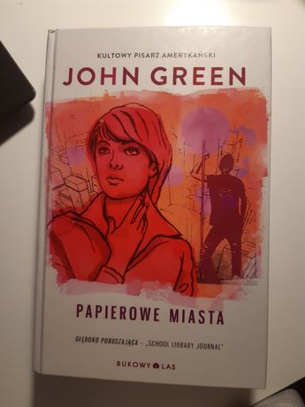 John green papierowe miasta
