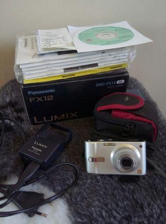 Panasonic lumix dmc-fx 12 karta torba