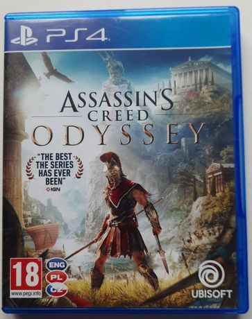 Gra Assassins Creed ODDYSEY Napisy PL na PS4 Playstation 4