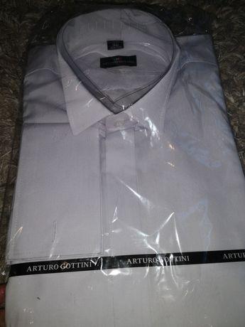 Biała koszula 164/170 39