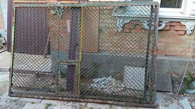 Забор,сетка Рабица, ограждение
