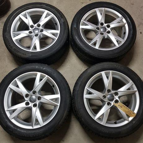 Диски Audi q5 a6 a5 a4 5x112 R17 original