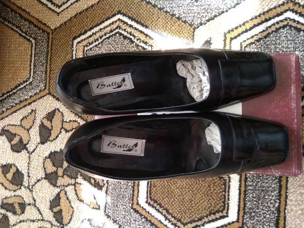 Туфлі жіночі шкіряні Нові