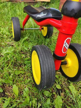 Puky wutch rowerek czterokołowy biegowy jeździk na pierwsze urodziny