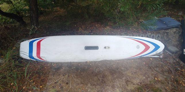 Deska surfingowa jak SUP
