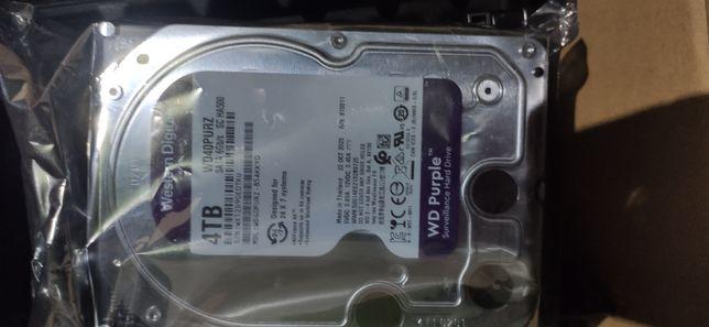 WD40PURZ жёсткий диск WD 4Tb