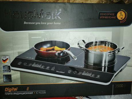 Индукционая печь